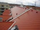 SPŠ stavební České Budějovice, rekonstrukce střechy