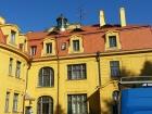 Dům dětí a mládeže Č.Budějovice - oprava krovu a výměna střešní krytiny