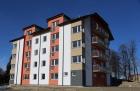 Novostavba bytového domu v Trhových Svinech