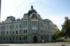 Krajský úřad České Budějovice - výměna oken