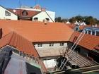 Polyfunkční dům Hroznova ulice České Budějovice