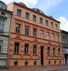 Rekonstrukce bytového domu Otakarova ulice, České Budějovice