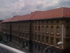 Kasárna Jiřího z Poděbrad České Budějovice, rekonstrukce střechy