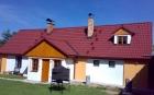 Rodinný dům ve Vlachnovicíh, rekonstrukce střechy